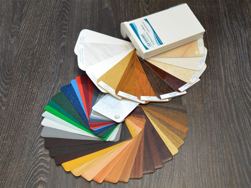 Подоконники DANKE и цвета ламинации пластиковых окон
